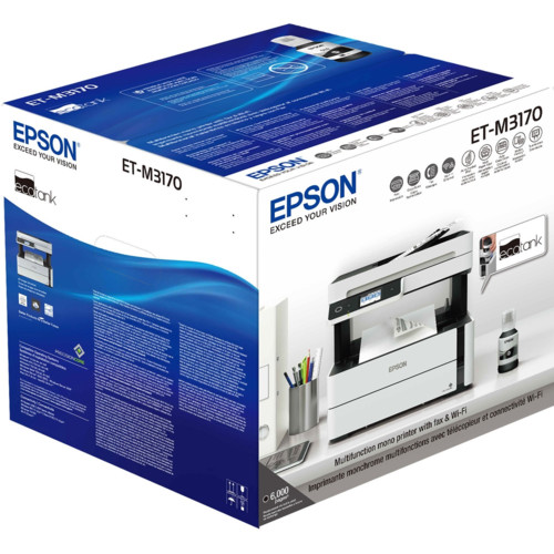 МФУ Epson M3170 (C11CG92405)