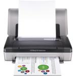 Мобильный принтер HP Officejet 100 Mobile Printer