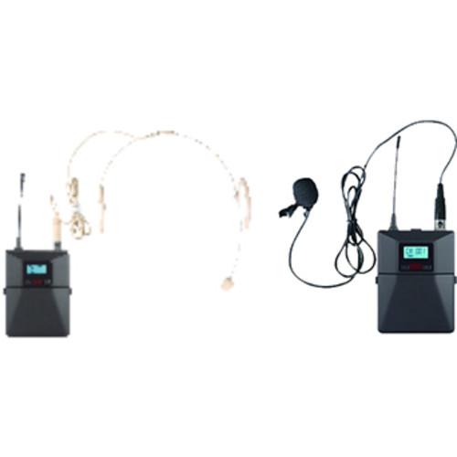 Аудиоконференция ITC Приёмник + 1 петличный +1 головной микрофоны T-521UW (T-521UW)