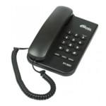 Аналоговый телефон  Ritmix RT-320 - Black