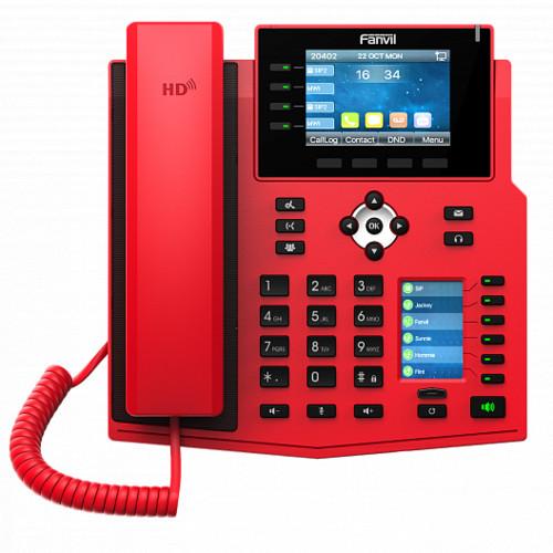 IP Телефон Fanvil X5U (X5U Red)
