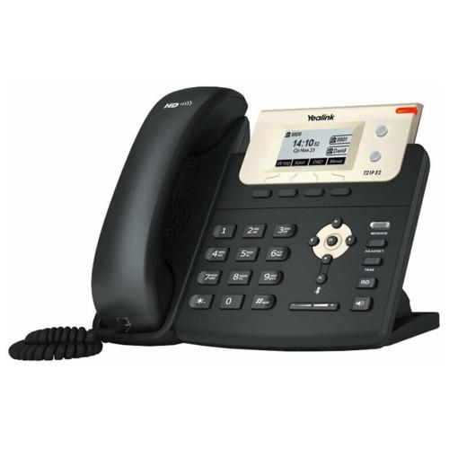 IP Телефон Yealink SIP-T21P E2 (без БП) (SIP-T21P E2 (без БП))