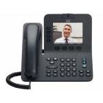Видеотелефон Cisco Unified IP Phone 8945