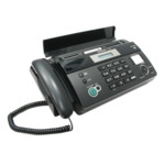 Факс Panasonic KX-FT984RU Black