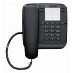Аналоговый телефон Gigaset DA410 Black