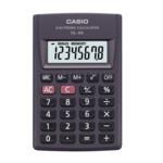 Калькулятор Casio Карманный калькулятор  HL-4A-S-EP