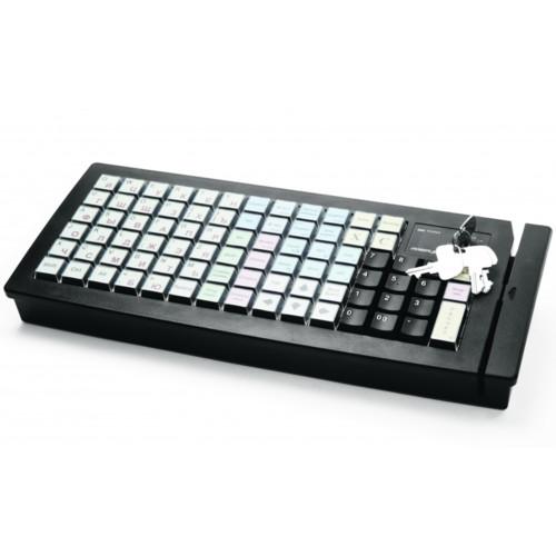 Опция к POS терминалам Posiflex Клавиатура программируемая KB-6600-B (KB-6600-B)