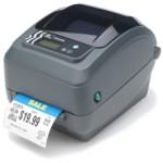 Принтер этикеток Zebra TT Printer GX420t