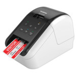 Принтер этикеток Brother QL-810W