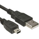 Аксессуар для штрихкодирования Zebra USB-A - USB Mini-B Cable